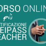 Corso online + Certificazione EIPASS Teacher