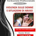 Violenza sulle donne e situazioni di abuso