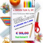 4 passi con il PC – Corso + Certificazione Pekit Expert